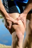 Sportsman leg pain
