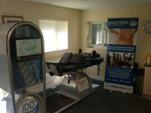 SDS SPINA IDD Therapy at Broad Oaks Health Clinic