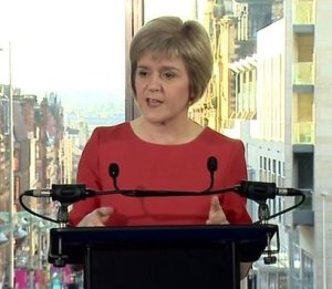 Nicola Sturgeon transforms the SNP